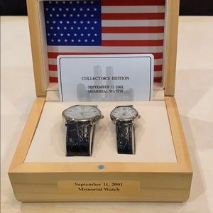 9/11 Collectors Edition His and Hers Watches